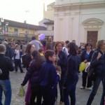 GENIO ORBASSANO 25/11/2011 - FLASHMOB - NON INCULC
